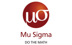 Sponsored Session by MuSigma