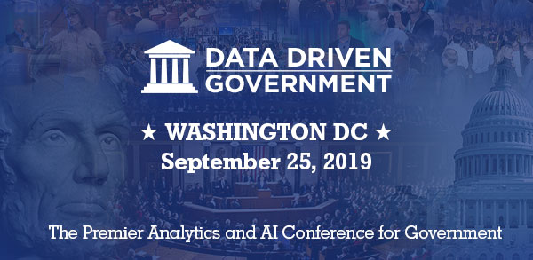 Data Driven Government - First Speakers Announced