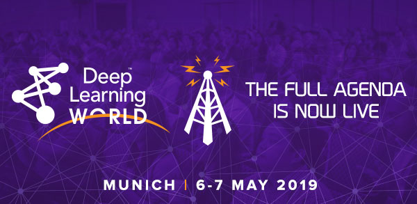 Deep Learning World - The agenda is live - Xing, hey car, Predii and more