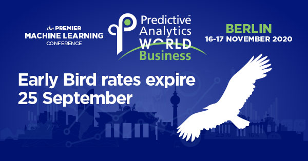 Predictive Analytics World for Business - PAW Berlin 2020 Keynote Sessions