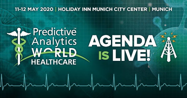 Predictive Analytics World for Healthcare - Unlocking the Potential of FAIR Data Using AI at Roche