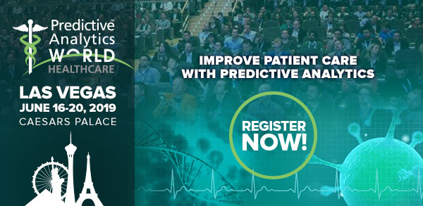 Predictive Analytics World for Healthcare - Agenda Highlights