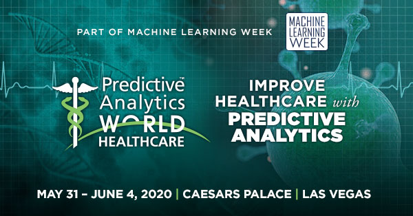 Predictive Analytics World for Healthcare - Hot topics: Predicting Ebola Outbreaks, Improving Hospital Patient Flow & more
