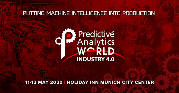 Predictive Analytics World for Industry 4.0 - ❗️First PAW Industry 4.0 Sessions Announced❗️