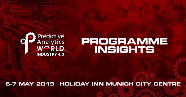 Predictive Analytics World for Industry 4.0 - On Stage: Deutsche Bahn, Vodafone, Infineon & more..