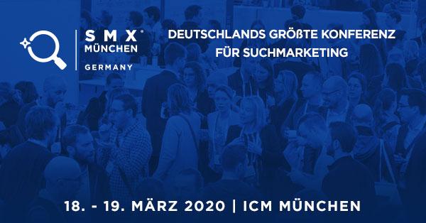 Search Marketing Expo Conference - 🚨 Super Early Bird Deadline verlängert
